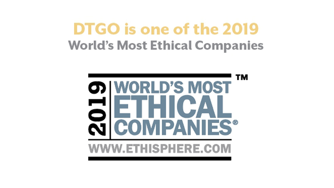 News | DTGO Named One of 2019 World's Most Ethical Companies as